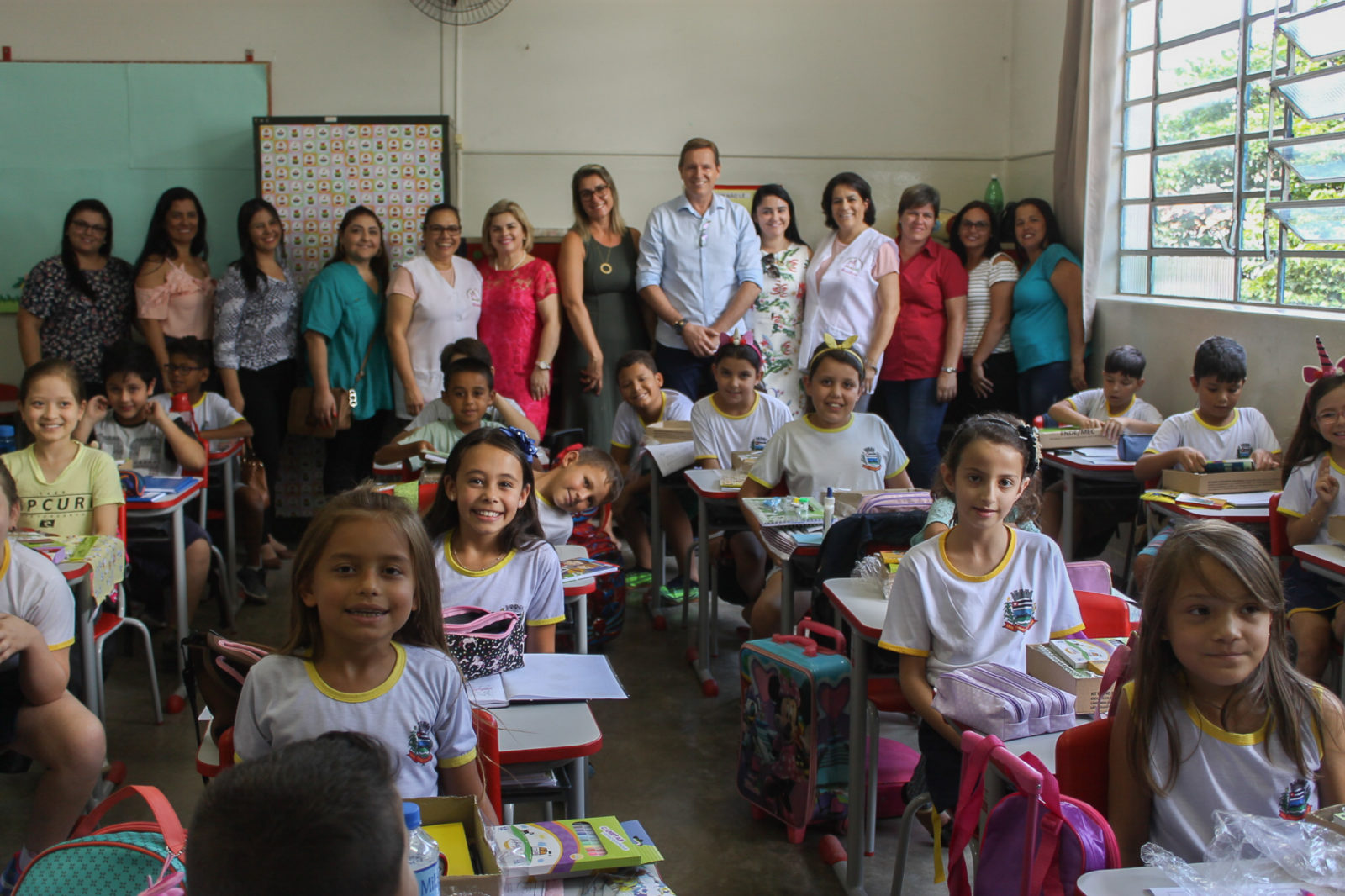 Escolas Municipais de Itararé (SP) superam meta do Ideb