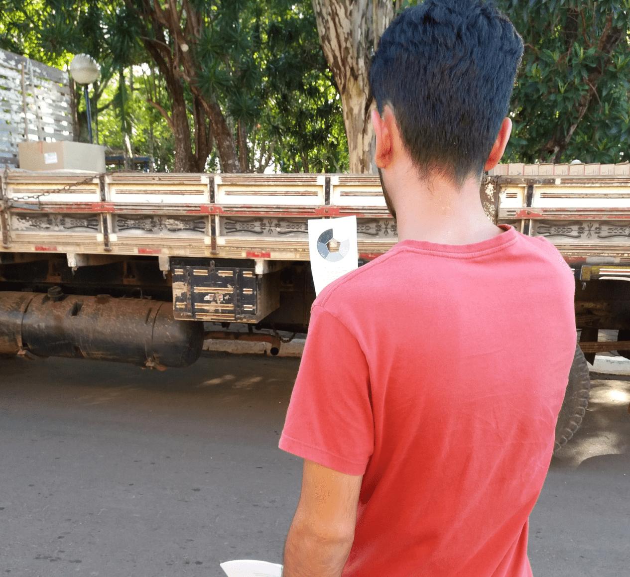 Prefeitura de Itararé (SP) realiza blitzes contra a fumaça preta emitida por automóveis