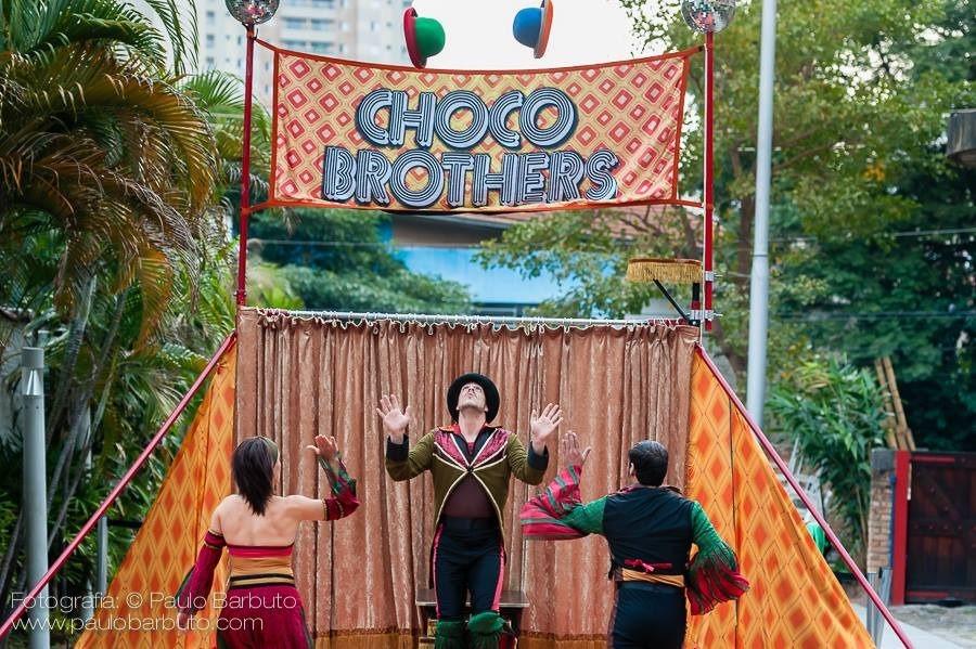 Itararé recebe Chocobrothers pelo Circuito Cultural Paulista