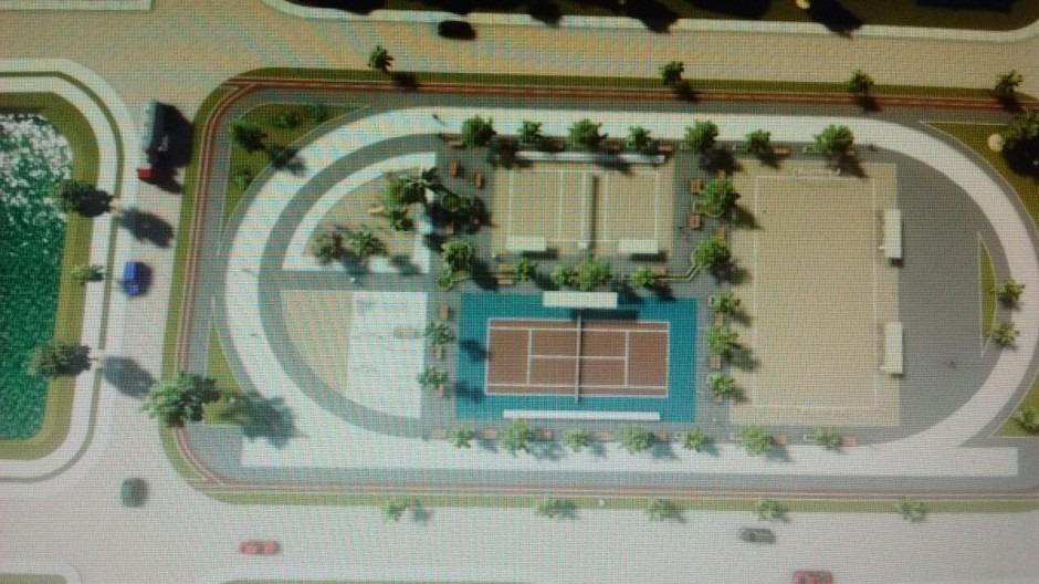 Prefeitura constrói Área de Lazer