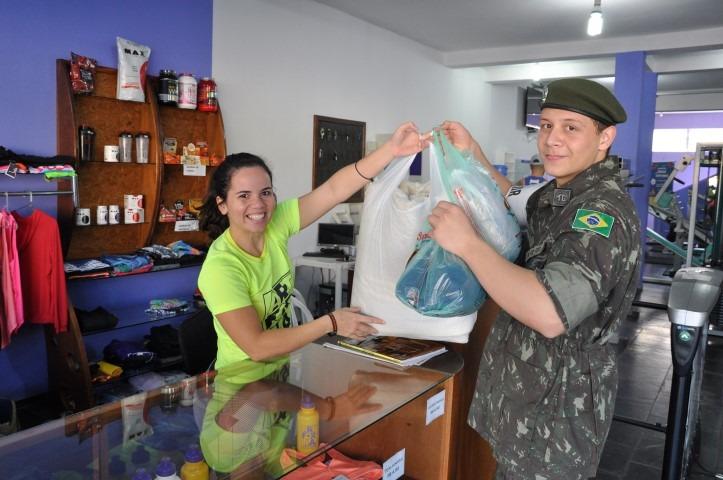 Credibilidade da gestão Heliton do Valle aumenta doações para Campanha do Agasalho em Itararé (SP)