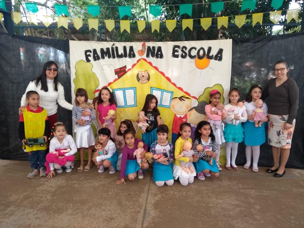 Escolas municipais de Itararé (SP) realizam Dia da Família na Escola