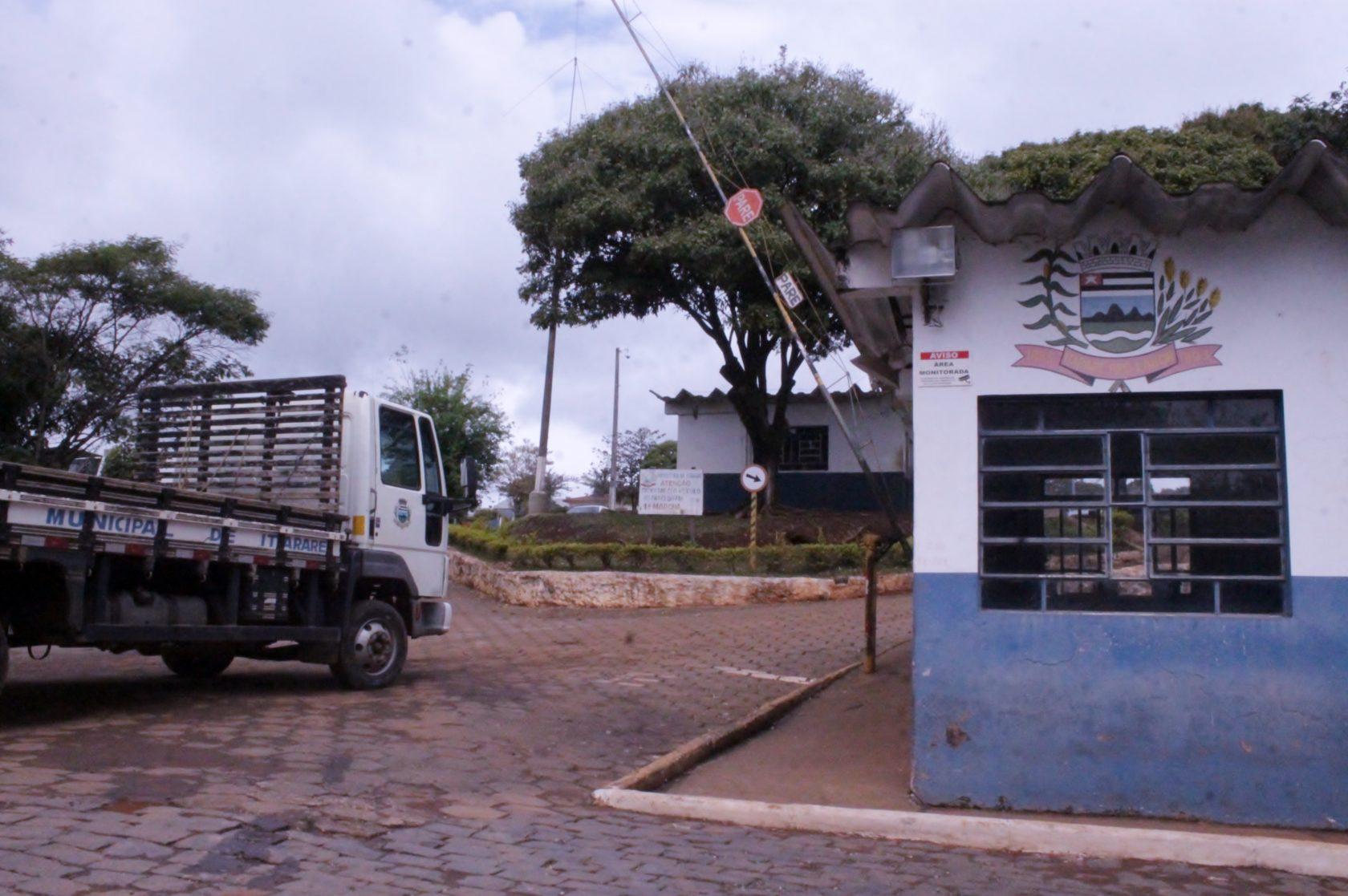 Gestão Heliton do Valle conquista melhorias à Garagem Municipal de Itararé (SP)