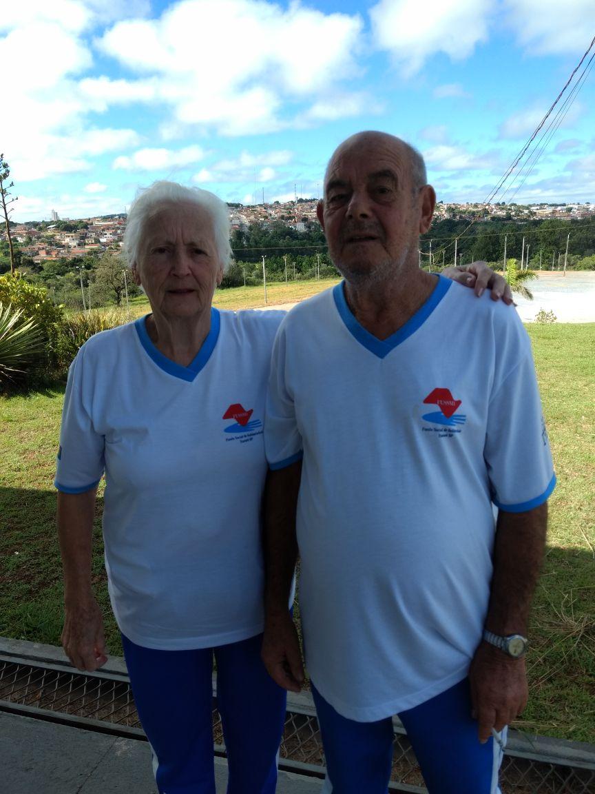 Moradora de Itararé (SP) entra para a história dos Jogos Regionais dos Idosos