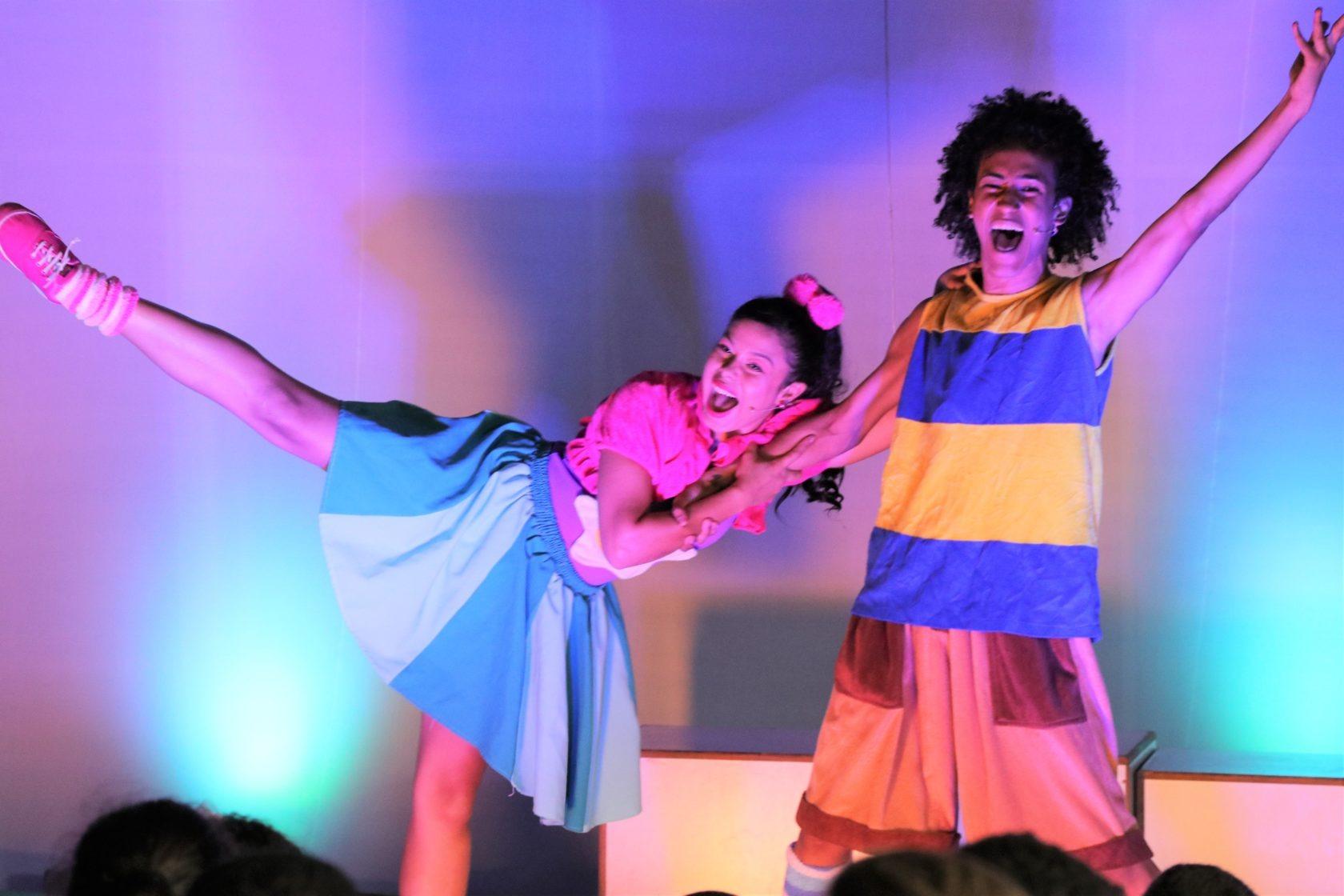 Educação de Itararé (SP) recebe peça infantil 'Cadê o amor que estava aqui?'