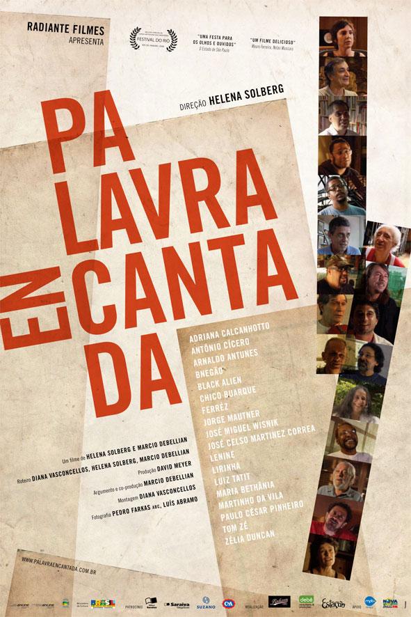 Cinema Gratuito em Itararé (SP) apresenta 'Palavra (En)Cantada' sábado (18)