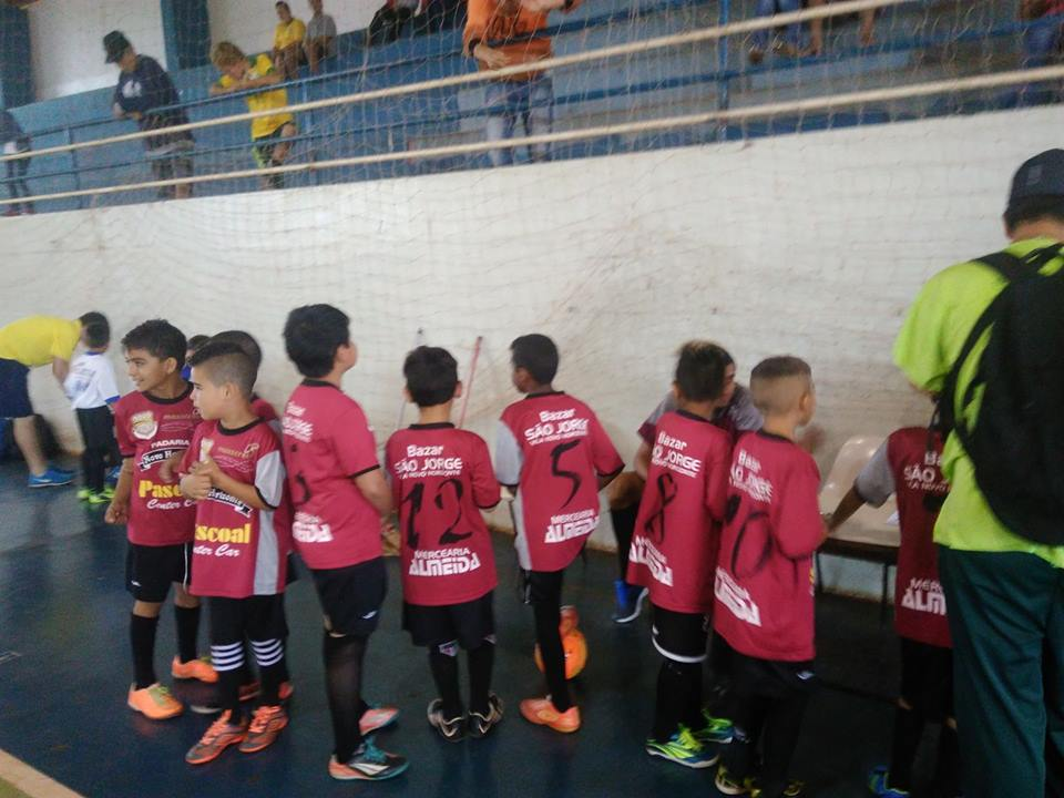 Campeonato Municipal de Futsal teve segunda rodada em Itararé (SP)