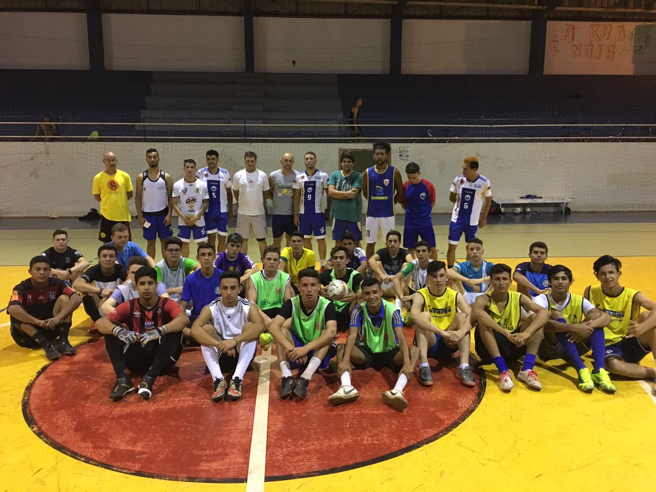 Prefeitura de Itararé (SP) abre seletiva para jogadores de Futsal