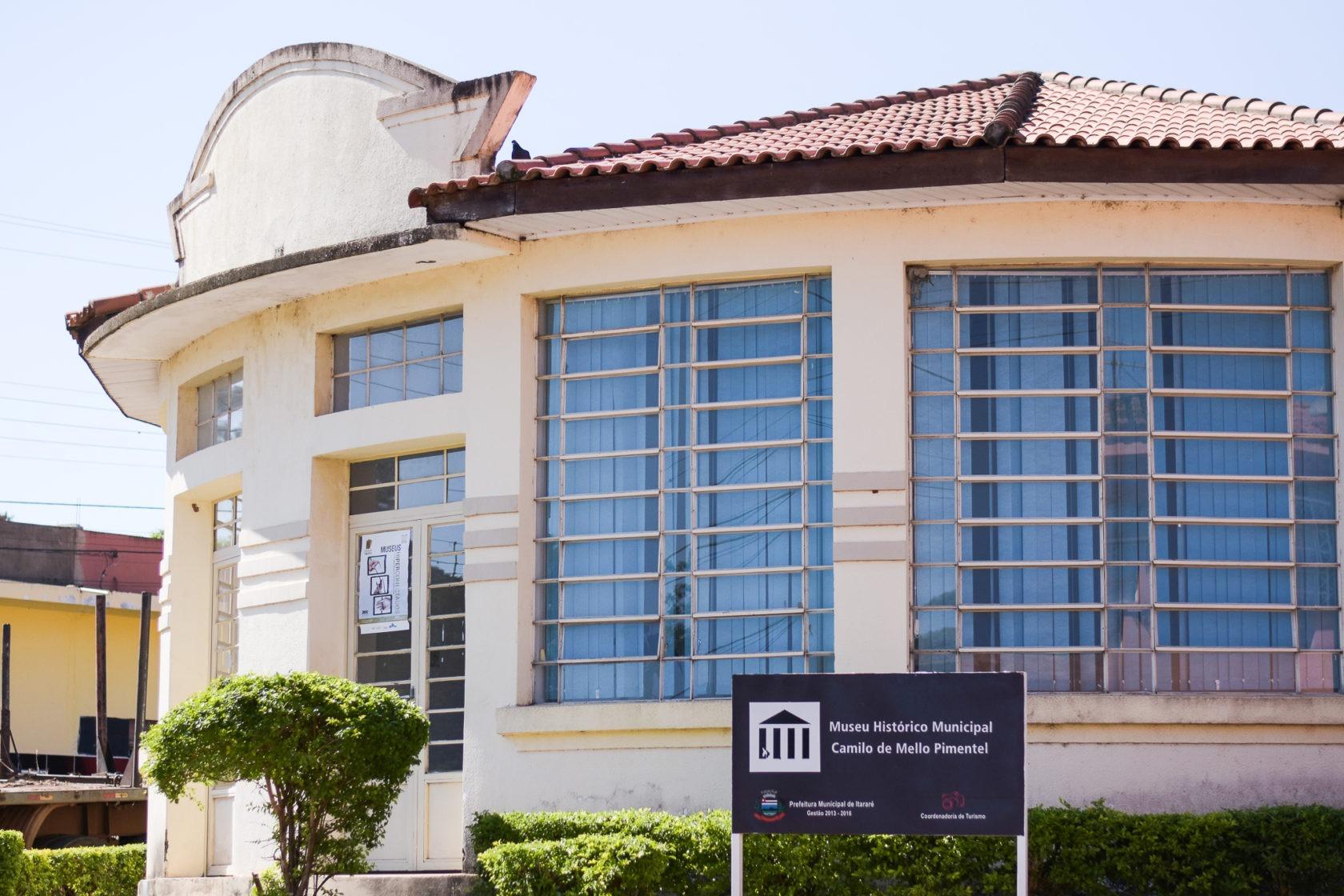 Com apenas dois anos e meio de história, Museu de Itararé (SP) já recebeu mais de 2.500 pessoas