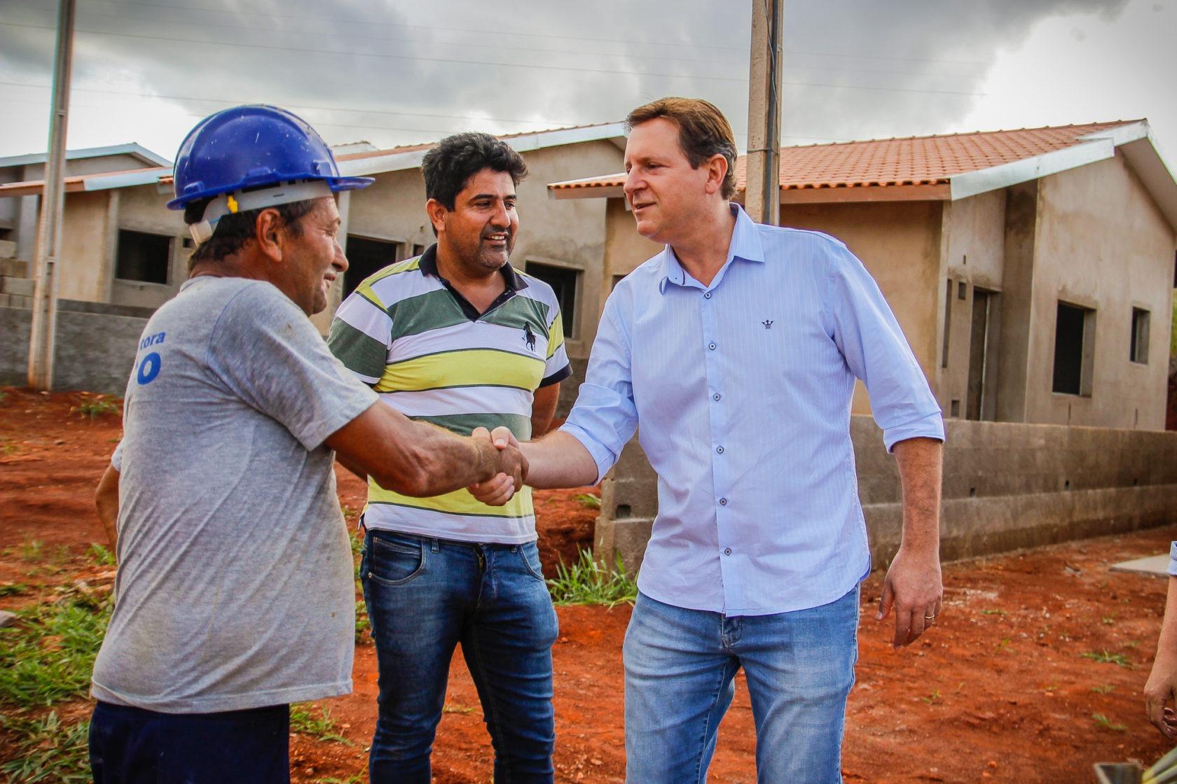 CDHU sorteia 262 casas nesta sexta-feira (02) em Itararé (SP)