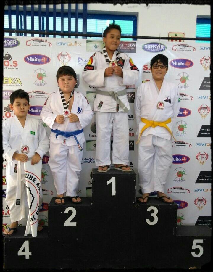 Judô de Itararé (SP) conquista mais oito medalhas