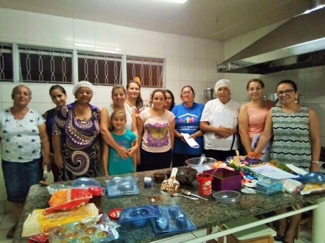 Fundo Social de Solidariedade em Itararé (SP) promove curso gratuito de ovos de Páscoa