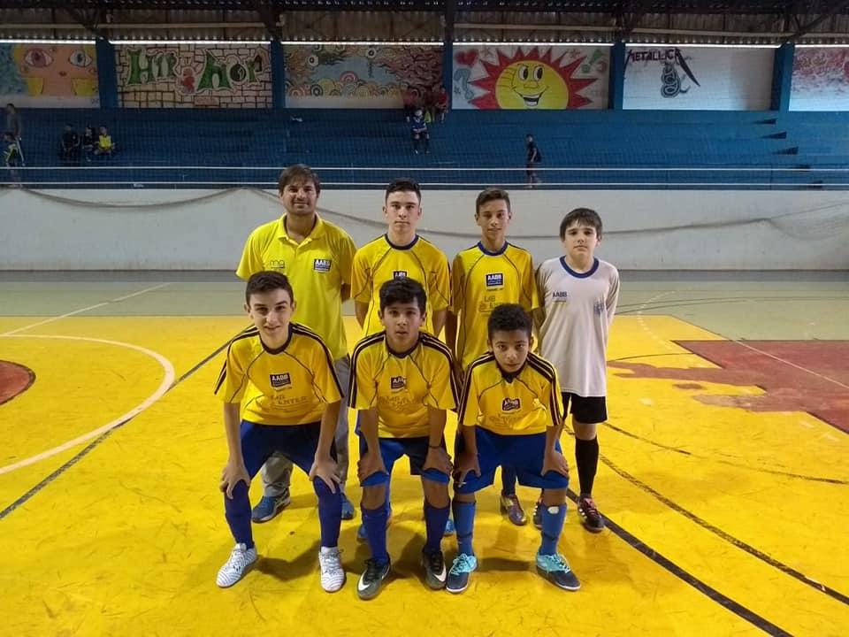Finais do Campeonato Municipal de Futsal infantil acontecem no início de junho em Itararé (SP)