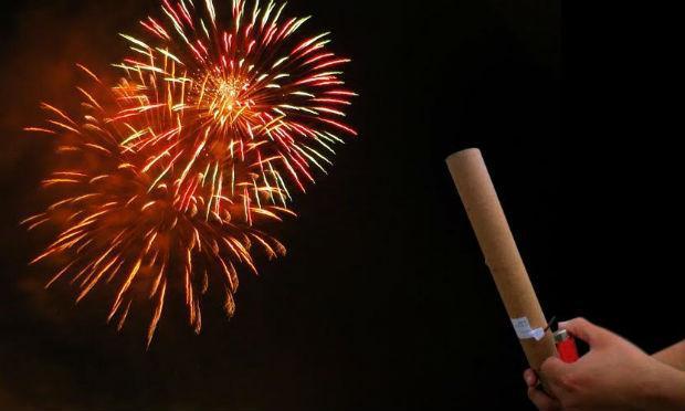 Prefeitura de Itararé (SP) alerta sobre perigos dos fogos de artifício