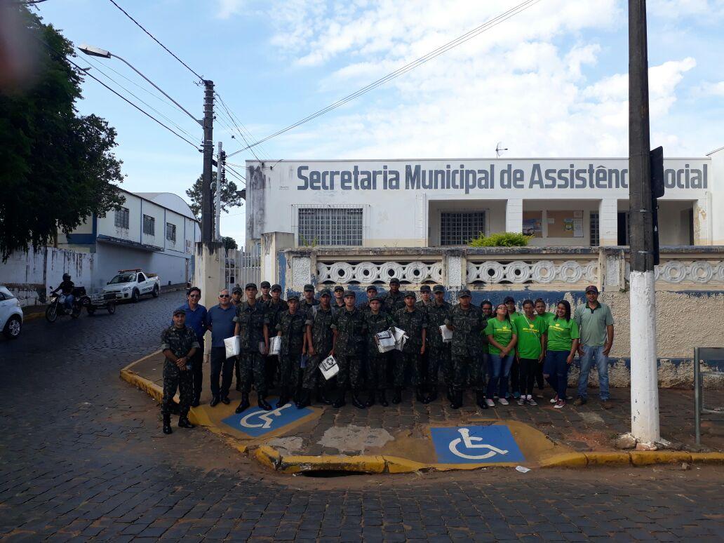 Prefeitura de Itararé (SP) desenvolve atividade de resgate do Programa de Coleta Seletiva