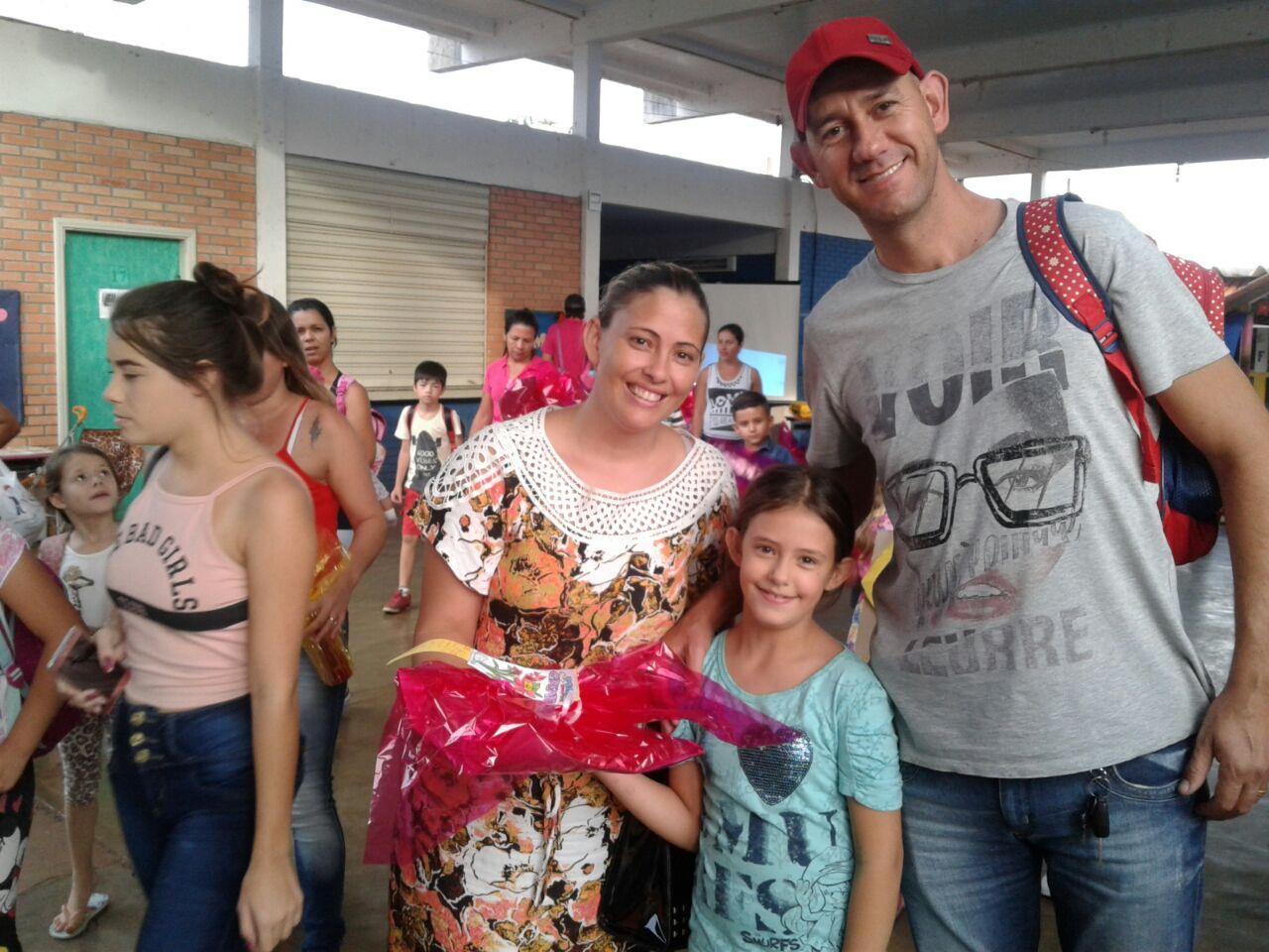 EM Prefeito Eugênio Dias Tatit de Itararé (SP) celebra Dia de Quem Cuida de Mim