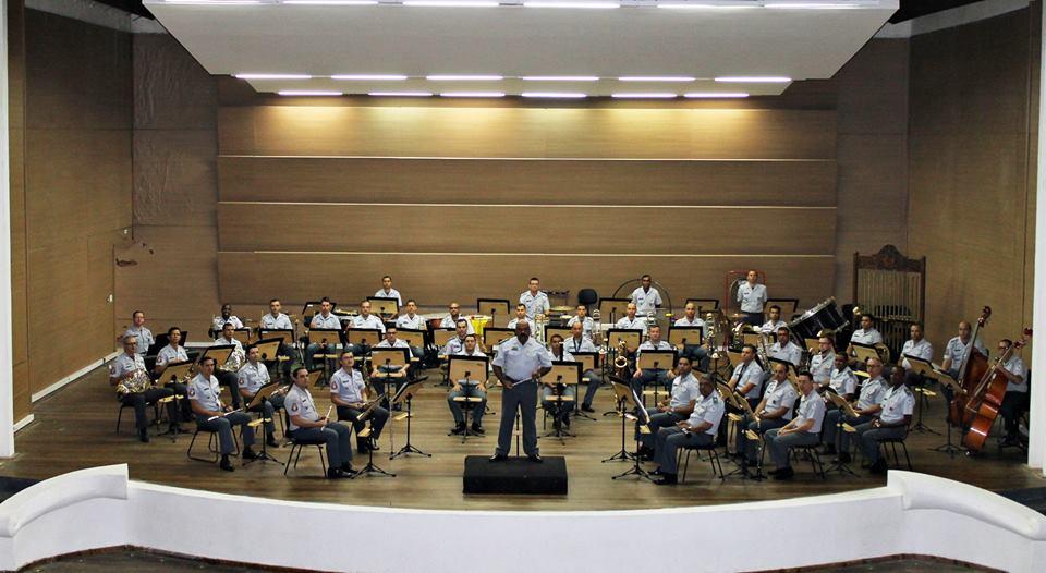 Itararé (SP) 125 anos: Pela primeira vez, Banda Sinfônica da Polícia Militar se apresenta no município