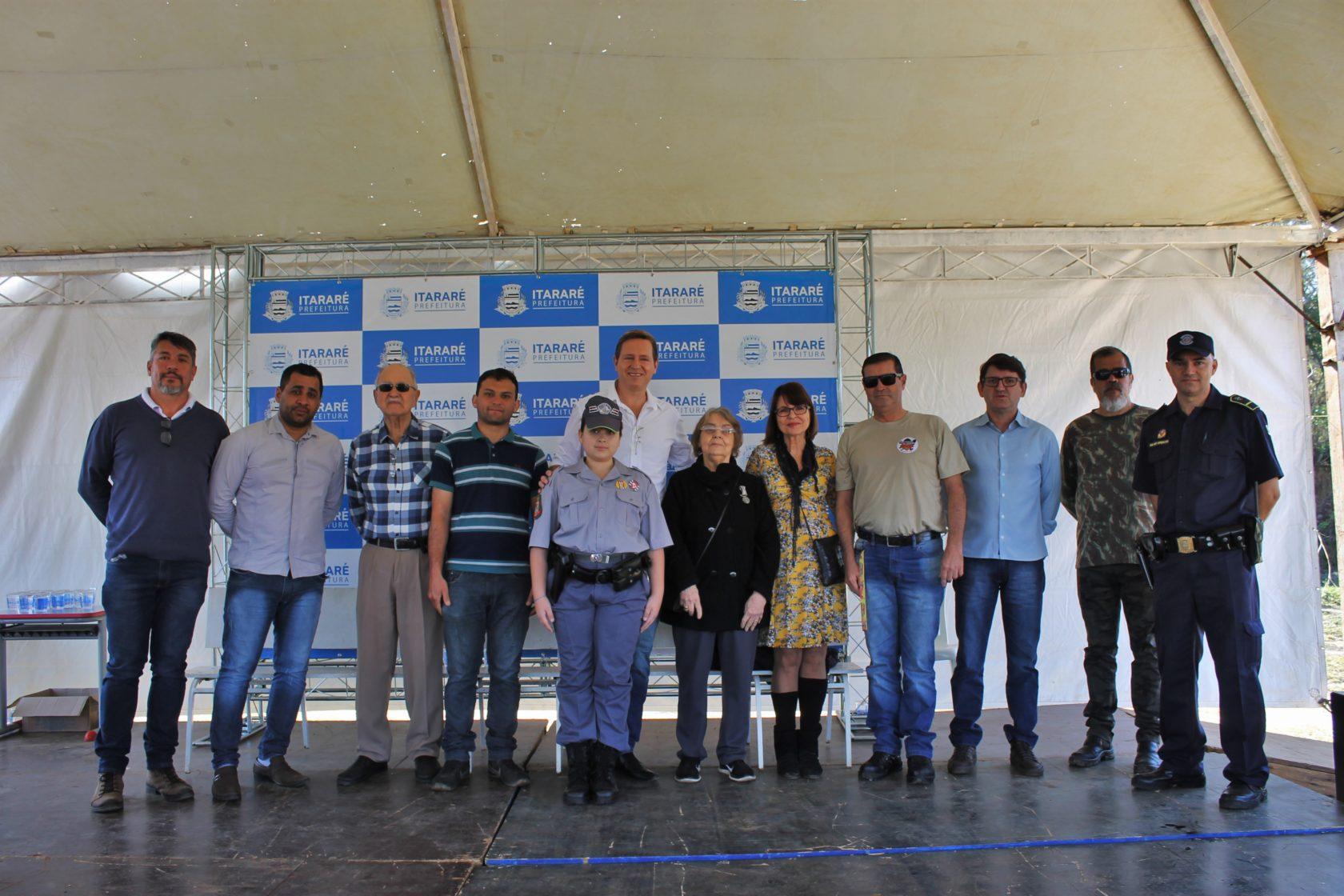 Itararé (SP) na História: Prefeitura realiza evento em memória ao Dia da Revolução Constitucionalista