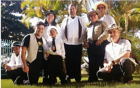 Apae Band é uma das atrações neste fim de semana na festa de São Pedro em Itararé (SP)