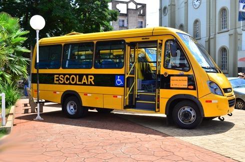 Transporte Escolar atende  2 mil alunos todos os dias