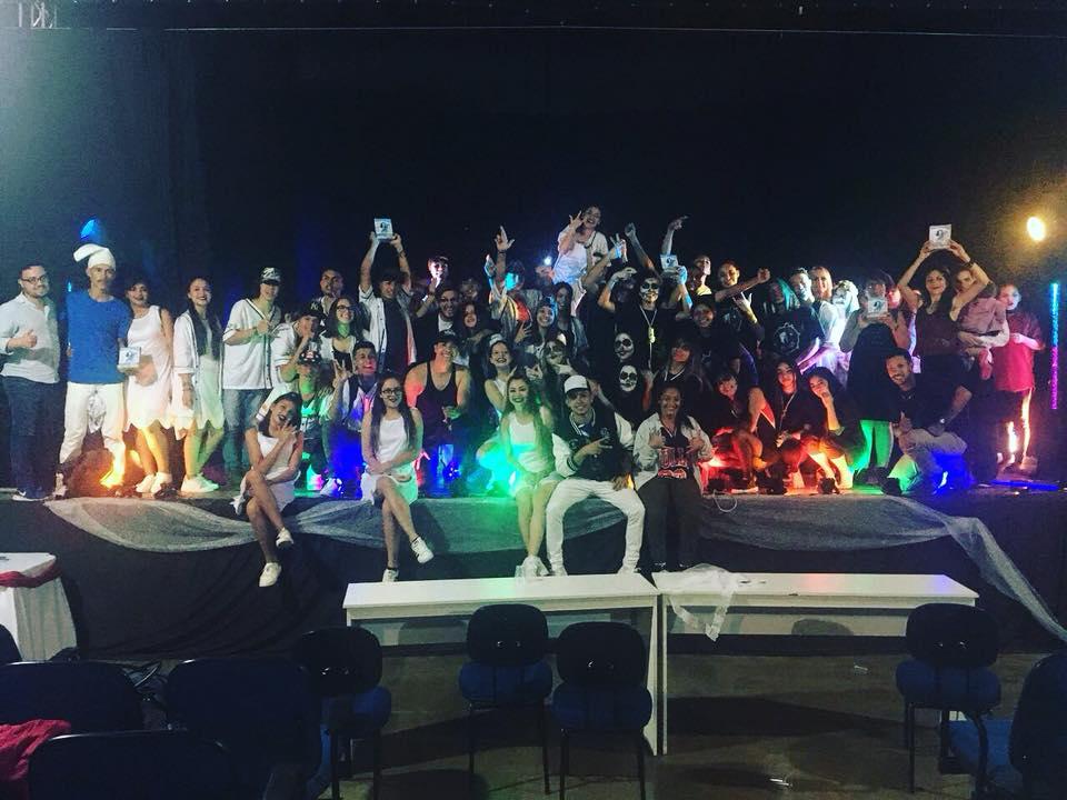 Festival de Dança Livre de Itararé (SP) reúne grandes nomes da dança