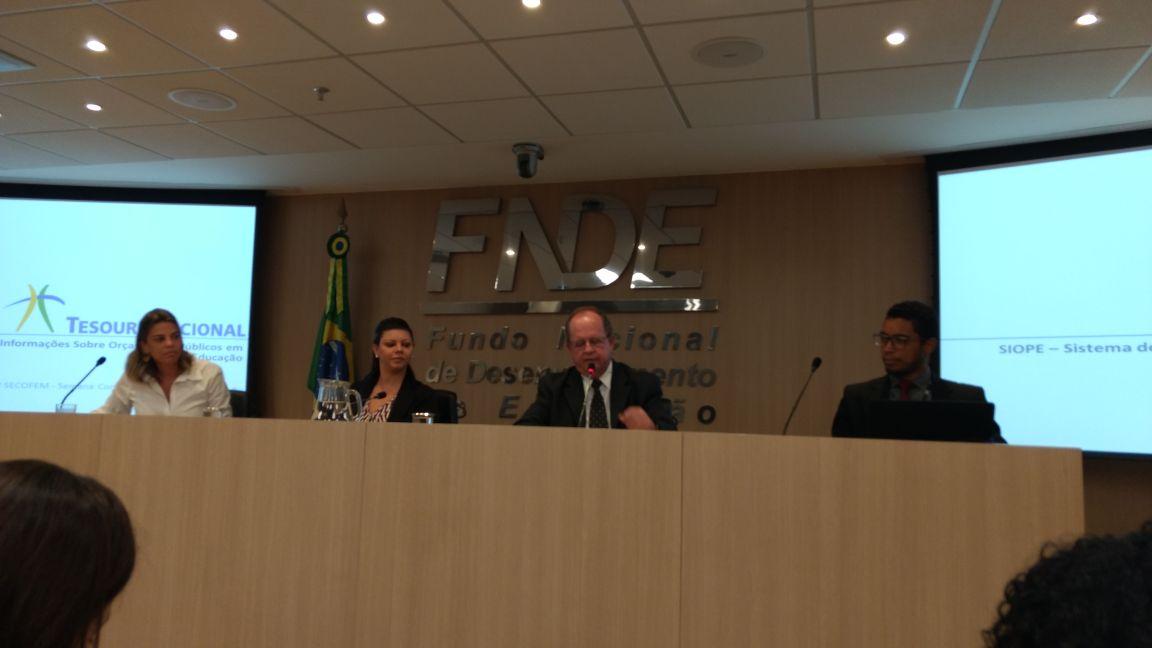 Com vistas a melhorias, Educação de Itararé (SP) participa de formação do FNDE