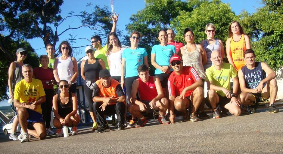 Prefeitura faz parceria com equipe de atletismo