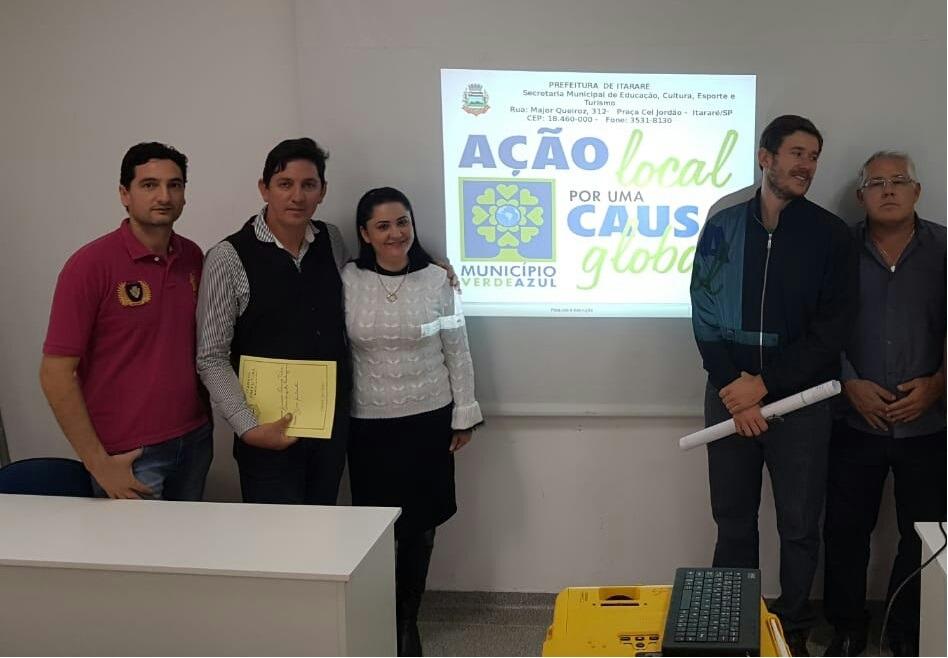 Em ação inédita, Gestão Heliton do Valle cria comissão municipal de educação ambiental