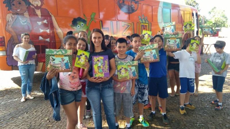 Educação de Itararé (SP) recebe novamente projeto BuZum!