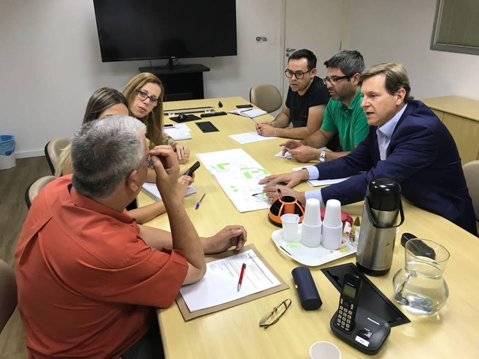 Prefeito de Itararé (SP) busca recursos para construir prédios a Saúde no município