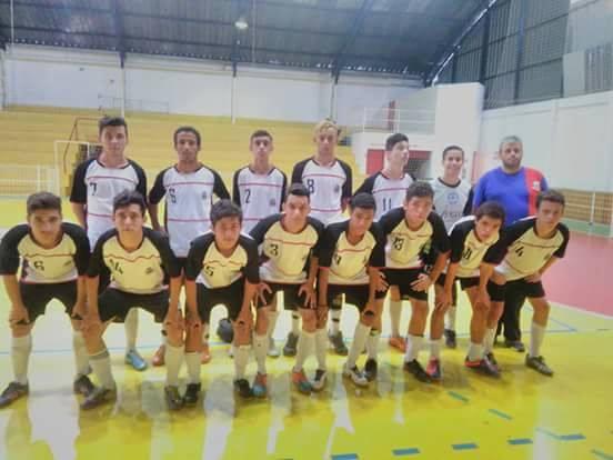 Futsal de Itararé  é vice-campeão dos Jogos da Juventude