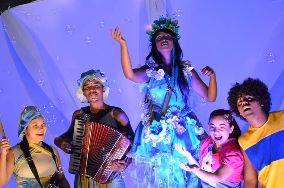 Folclore brasileiro e consumo consciente são temas de espetáculo que será apresentado em Itararé