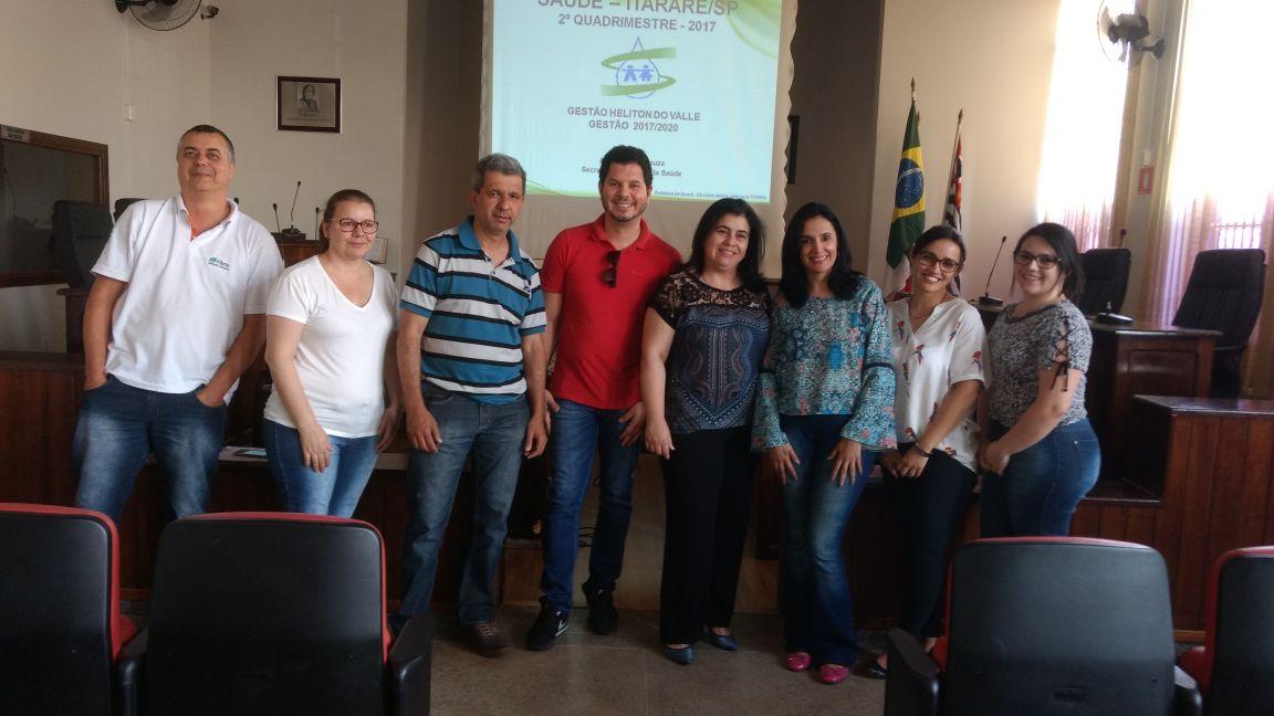 Saúde de Itararé (SP) realiza audiência pública