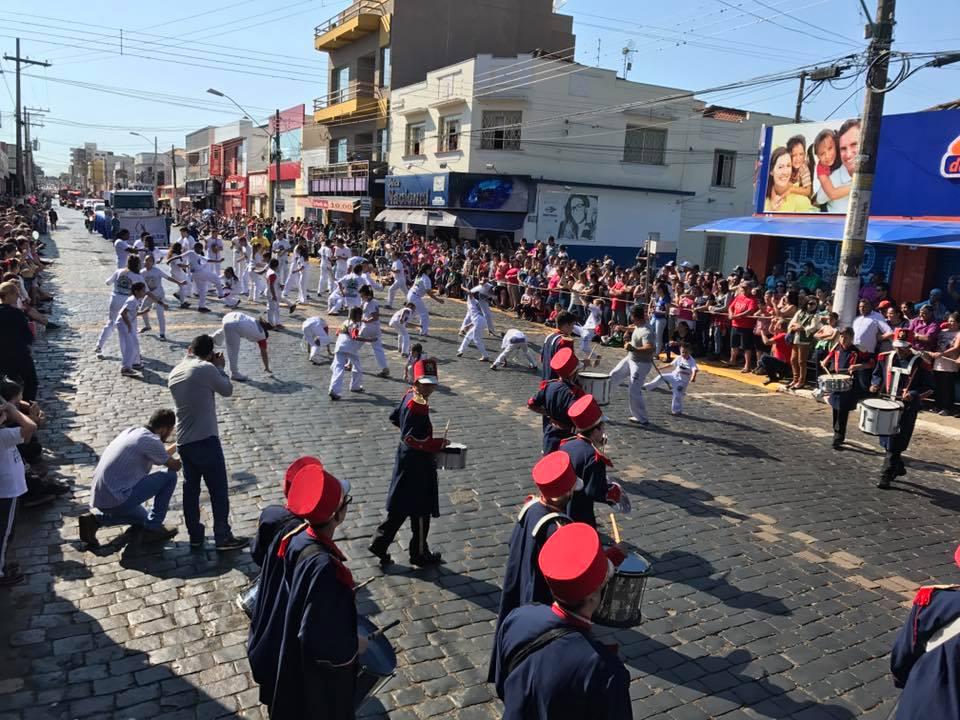 Itararé (SP) 125 anos: Desfile cívico em comemoração a data acontece dia 28
