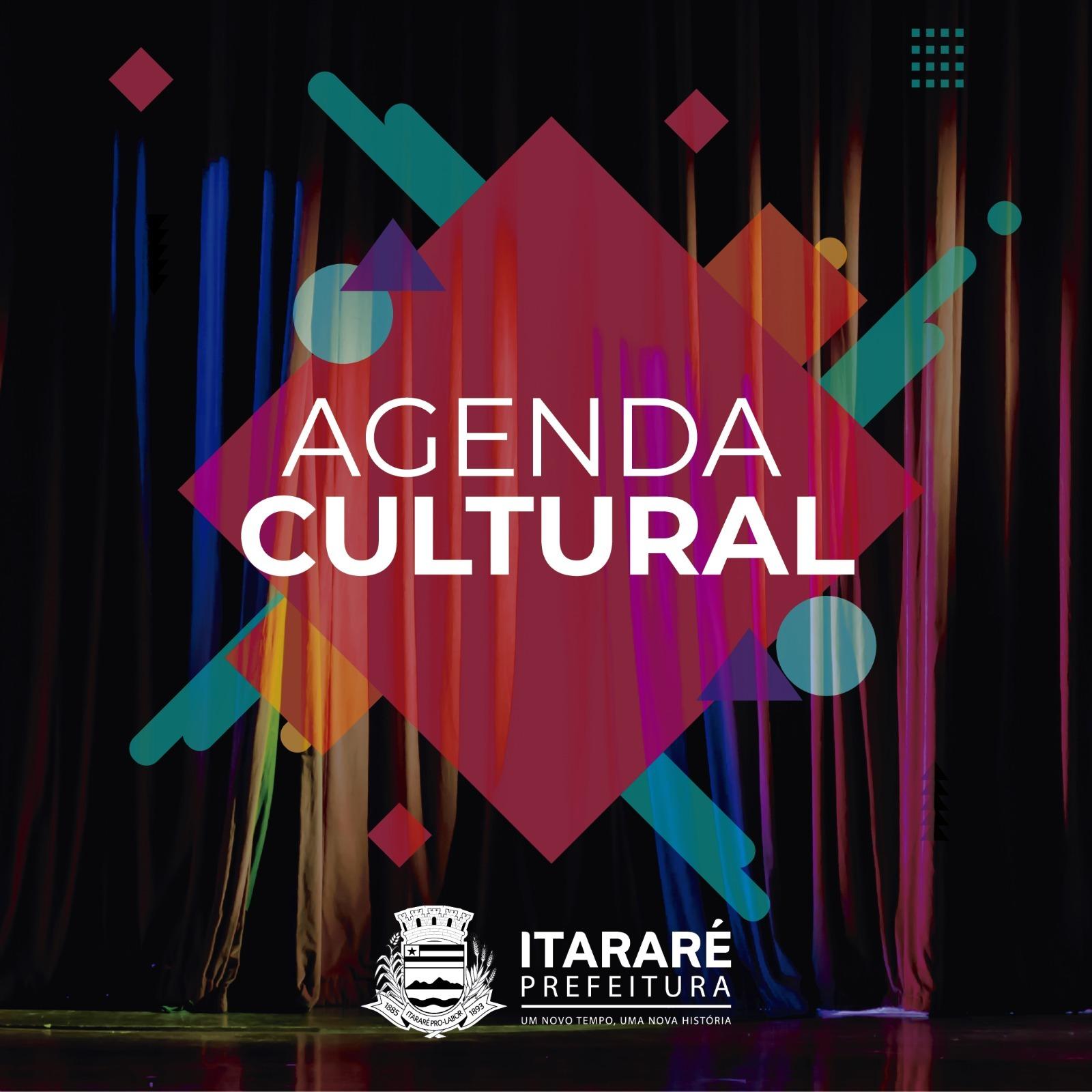 Agenda Cultural: Seguem as comemorações ao aniversário de 125 anos de Itararé (SP)