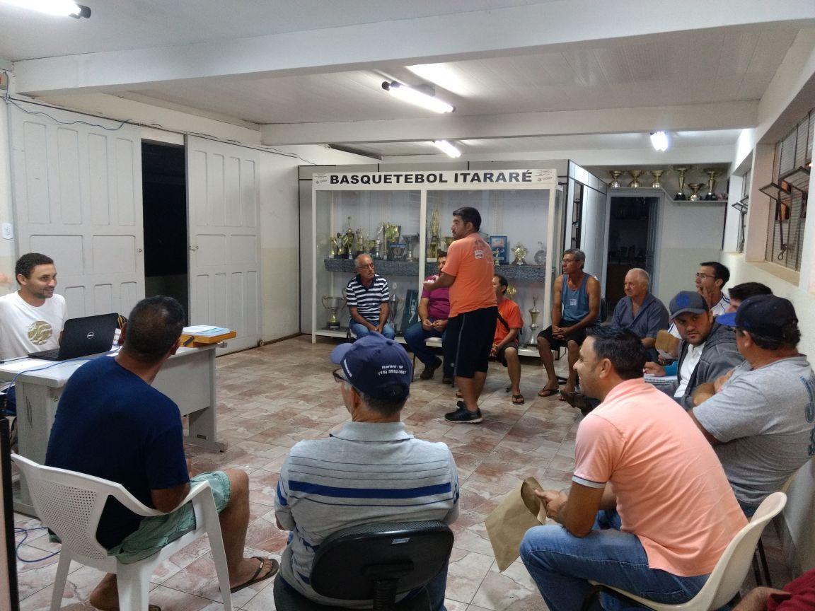 Coordenadoria Municipal de Esportes define sistema de disputa do Campeonato Rural em Itararé (SP)