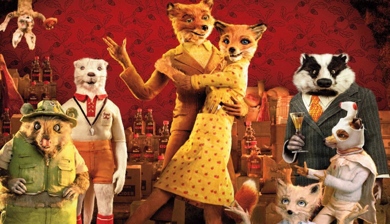 Sábado (14) tem 'O Fantástico Senhor Raposo' no cinema gratuito em Itararé (SP)