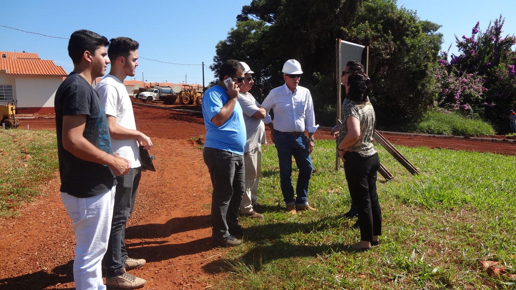 Prefeitura de Itararé (SP) inicia preparação do cerimonial de entrega do Conjunto Habitacional Itararé E