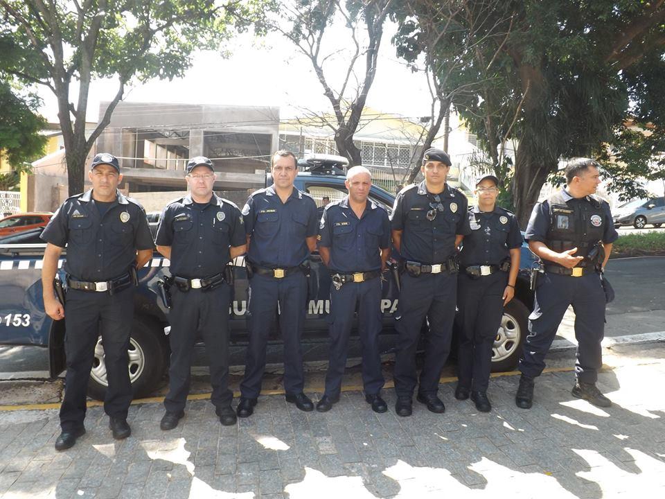 Guarda Municipal de Itararé celebra parceria com a Secretaria de Segurança de Campinas