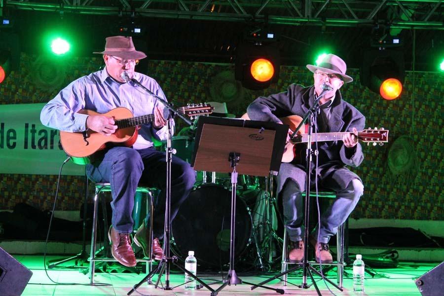 Show com Claudinho e Paulo Pipoca acontece nesta quarta-feira, 7
