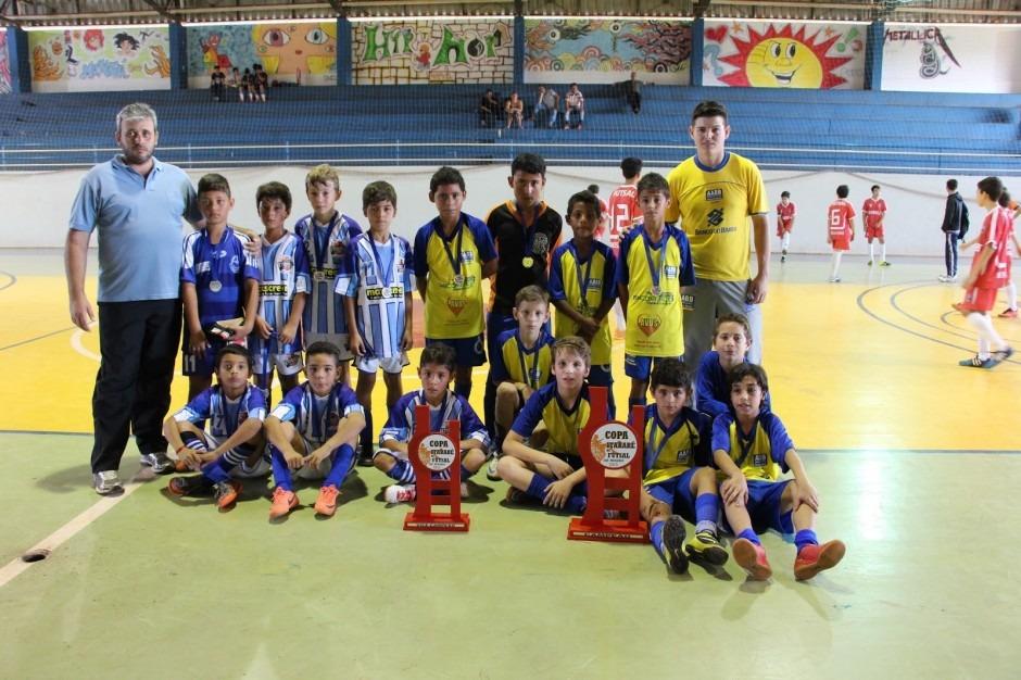 Copa Itararé de Futsal chega ao fim com grandes jogos