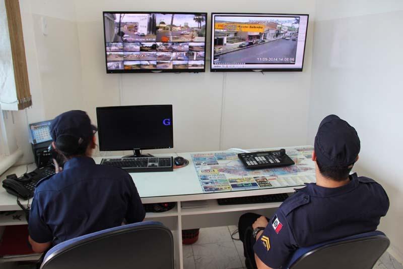 Prefeitura de Itararé inaugura sistema de videomonitoramento