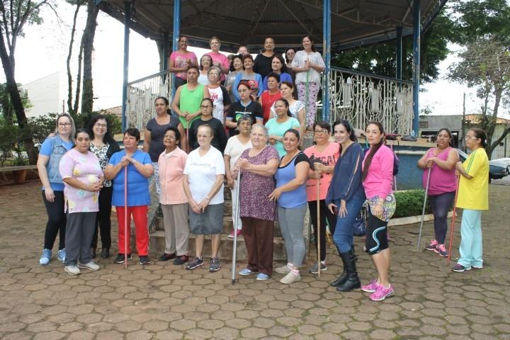 Secretária de Saúde de Itararé participa do 'Viver com Saúde' e constata mudança na vida de participantes