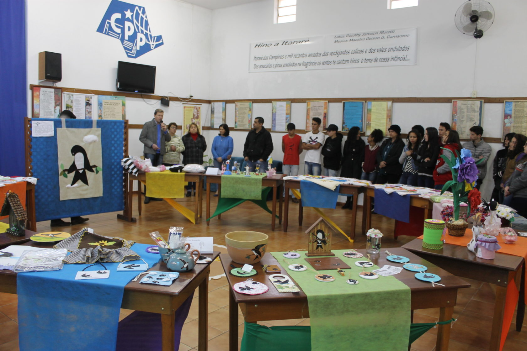 Mais de 600 pessoas visitam quinta edição da ExpoArte de Itararé (SP)