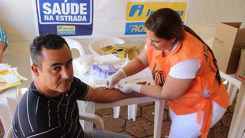 Prefeitura de Itararé apoia Campanha Saúde na Estrada da Rede Ipiranga