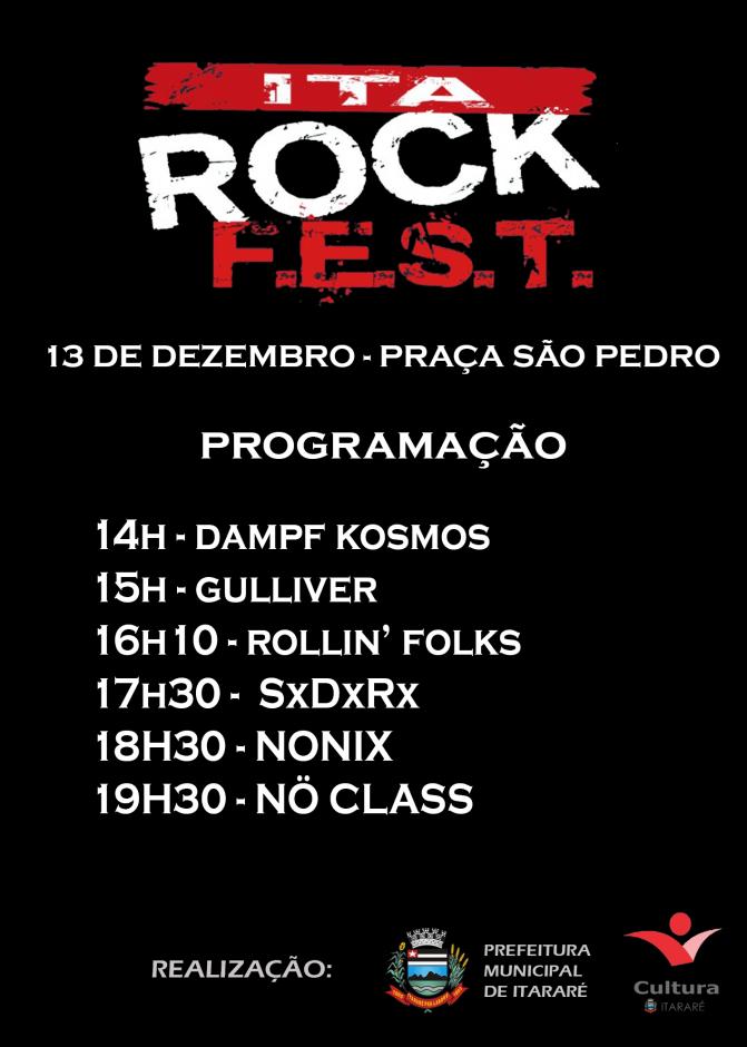 ITA ROCK FEST 2015