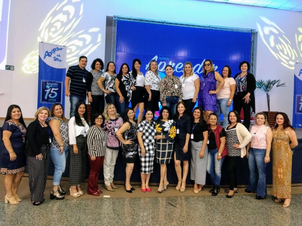 Educação de Itararé (SP) participa de X Colóquio de reflexão e formação de gestores