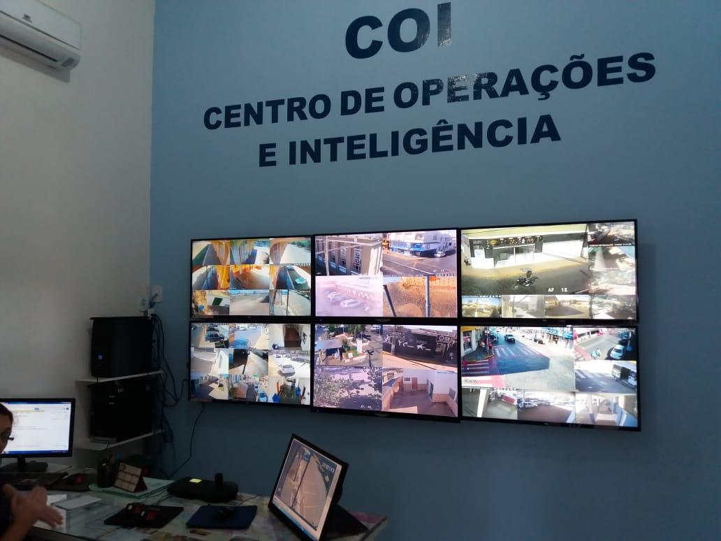 Investimentos em segurança: Gestão Heliton do Valle amplia monitoramento com câmeras em Itararé (SP)