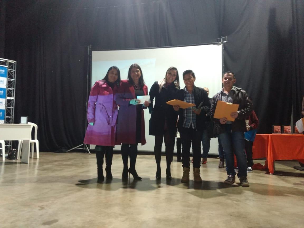 Itararé (SP) 125 anos: Vencedores do 1º Concurso de Poesia são agraciados