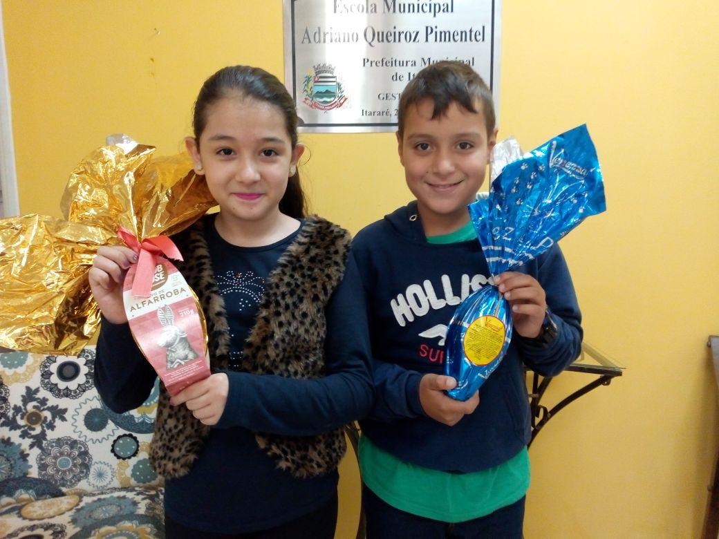 Em comemoração à Páscoa, Prefeitura de Itararé (SP) entrega ovos especiais para crianças com restrições alimentares